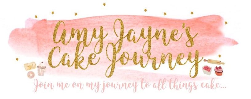 Amy Jayne's Cake Journey